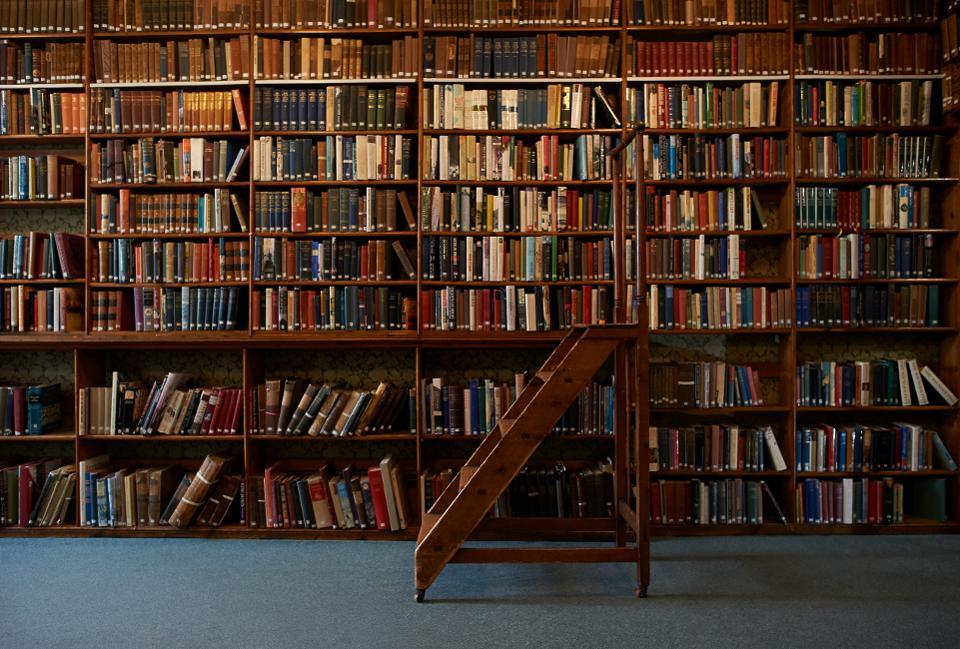 نقل قول هایی جالب در مورد کتابخانه