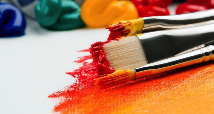آشنایی با نویسندگان و شعرایی که نقاش هم بودند